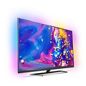 62% Rabatt auf Philips 123cm (49 Zoll) LED-Fernseher (Ultra-HD, Smart TV, Android, Ambilight)