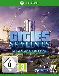 [amazon.de] Cities Skylines (Xbox One/PS4)