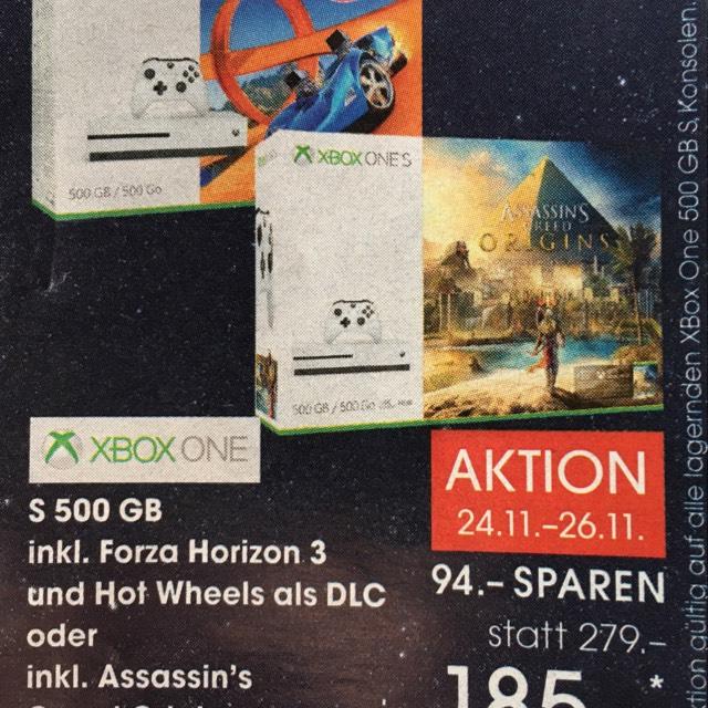 LiBRO XBOX One S 500GB Bundle