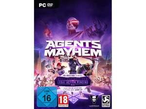 [saturn.at] Agents of Mayhem (PC) - 12 € / Xbox One/PS4 - 20 €