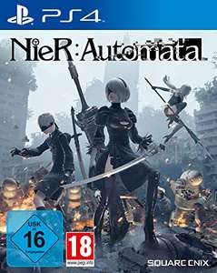 NieR Automata Cyber Monday Deal PS4