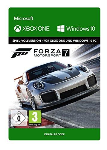 [amazon.de] Forza Motorsport 7 - Xbox Play Anywhere Version (Xbox One/PC)