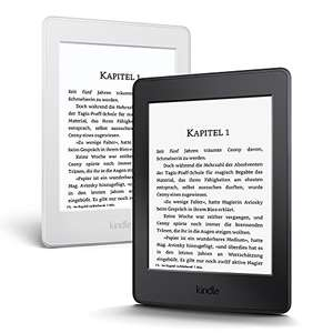 Kindle und Kindle Paperwhite WLAN 40% reduziert