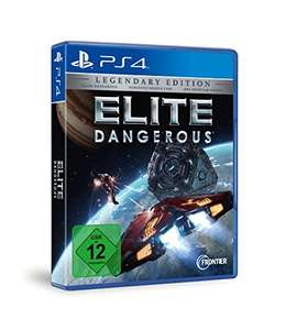 [amazon.de] Elite Dangerous - Legandary Edition (PS4 - 33,85 €, Xbox One 34,23 €)