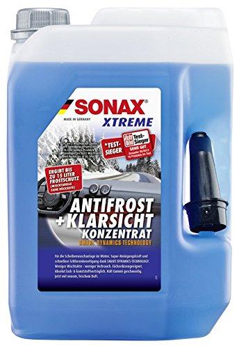 [Amazon] SONAX 232505 XTREME AntiFrost&KlarSicht Konzentrat 5 Liter für bis zu 15 Liter