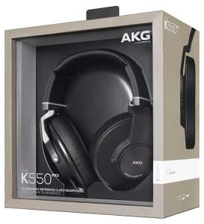 AKG K550 MKII Referenz Over-Ear Kopfhörer schwarz