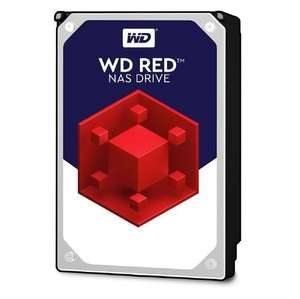 NAS WD RED 4TB 2er SET
