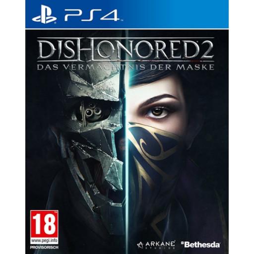 [Libro.at] Dishonored 2 - Das vermächtnis der Masks (PS4) Schnell sein nur 2 Stück verfügbar!