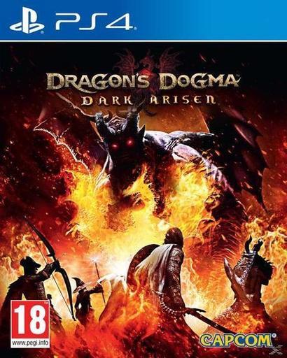 [Libro.at] Dragon's Dogma: Dark Arisen HD (PS4) Schnell sein noch 3 Stück verfügbar!