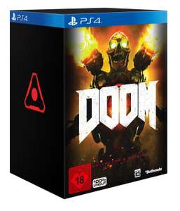DOOM Collector's Edition ( PS4)
