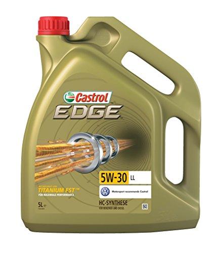 [Blitzangebot] 5L Castrol 15669E EDGE Motoröl, Titanium, FST 5W-30 LL