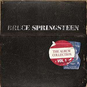 Bruce Springsteen - The Albums Collection Vol.1 (1973-1984) Box-Set