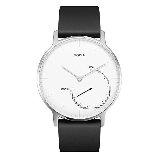 Nokia Steel - sehr edle Fitness-Uhr um 74,50 €