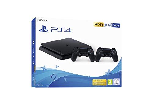 [Amazon] PS4 Slim 500gb + 2. Controller [Wieder vorbestellbar]