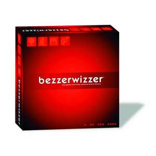 [Amazon] Mattel V9913 Bezzerwizzer Brettspiel, rot
