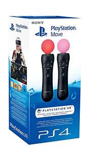 Sony PlayStation Move: 2x Motion Controller um 56 € - 20%