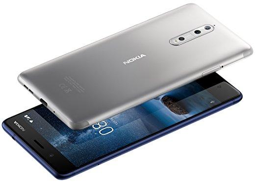Nokia 8 [64 GB] um 429 € - Bestpreis - 15%