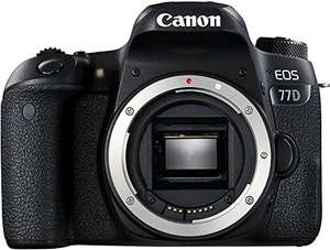 Canon Eos 77d - amazon cybermonday  um 666,-