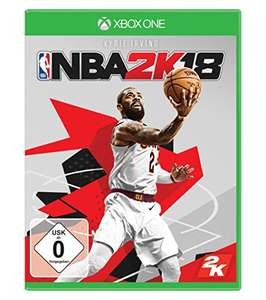 [amazon.de] NBA2K18 (Xbox One)