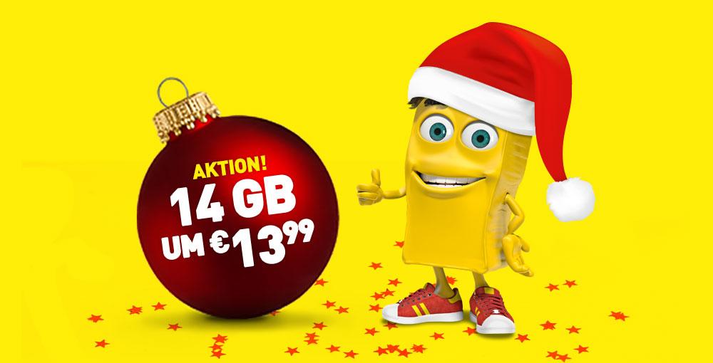 yesss! Complete XL mit 14GB statt 7GB