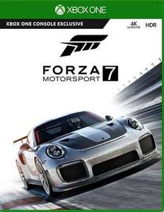 Forza Motorsport 7 (Xbox One) für 29,99€