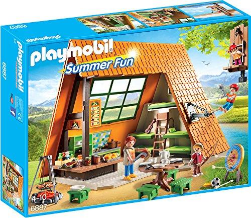 PLAYMOBIL 6887 - Großes Feriencamp - Bestpreis