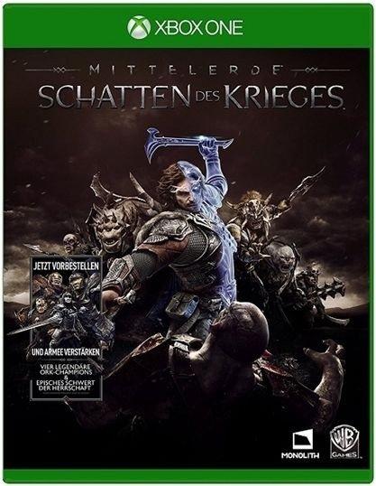[cdkeys] Mittelerde: Schatten des Krieges (Xbox One/PC Digital Code Play Anywhere) für 28€
