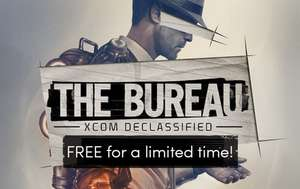 Humble Bundle / Steam: The Bureau: XCOM Declassified, gratis für PC & Mac