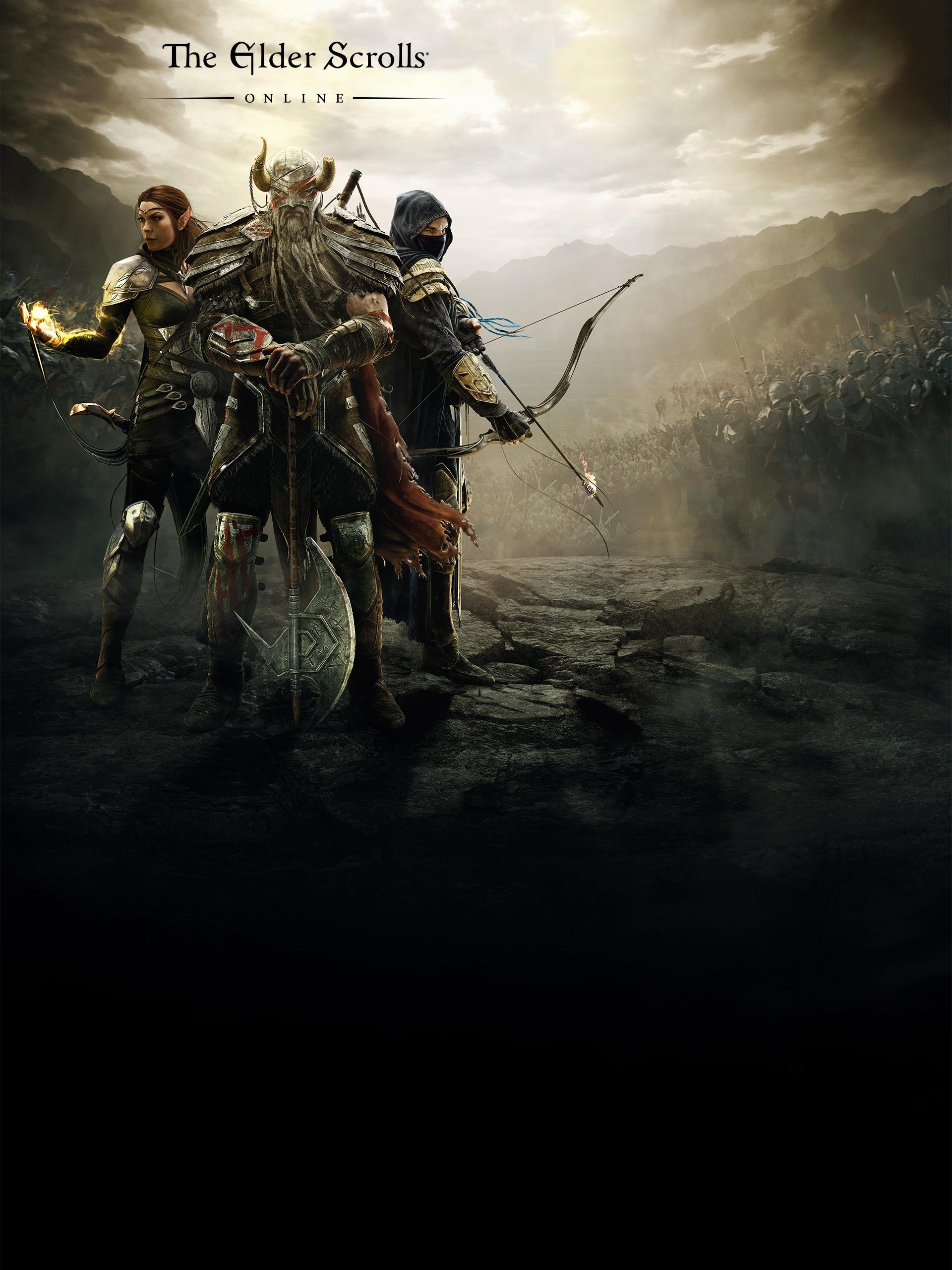 The Elder Scrolls Online:Tamriel Unlimited - kostenlos spielen bis 06.12  (PS4* und Steam)