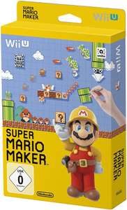 GameStop: Super Mario Maker - Artbook Edition (Wii U) für 19,99€