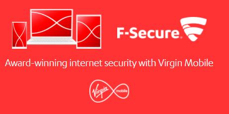 1 Jahr kostenloser Virenscanner für bis 5 Geräte von F-Secure