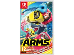 ARMS ( Switch)