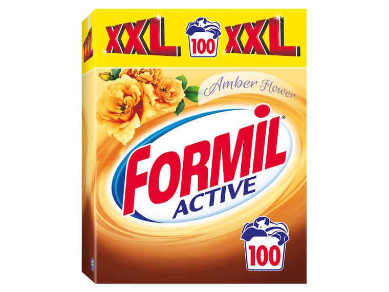 LIDL FORMIL Premium Vollwaschmittel 100WG / 1 WG = 0.07 ab 07.12.2017