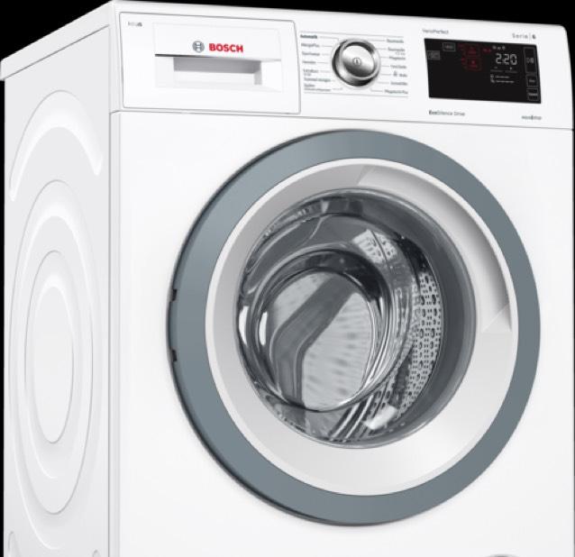 BOSCH Waschvollautomat WAT286F1