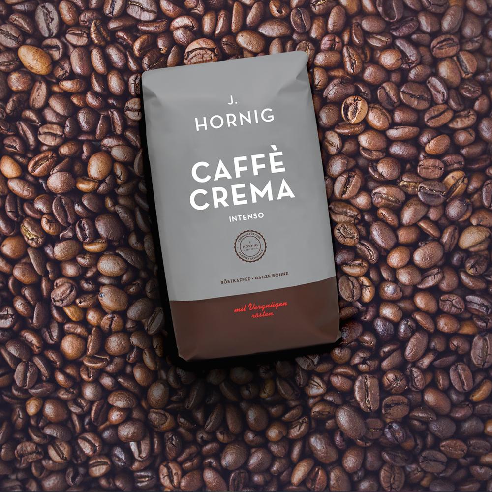 J. Hornig: 1+1 gratis Gutschein für Kaffee