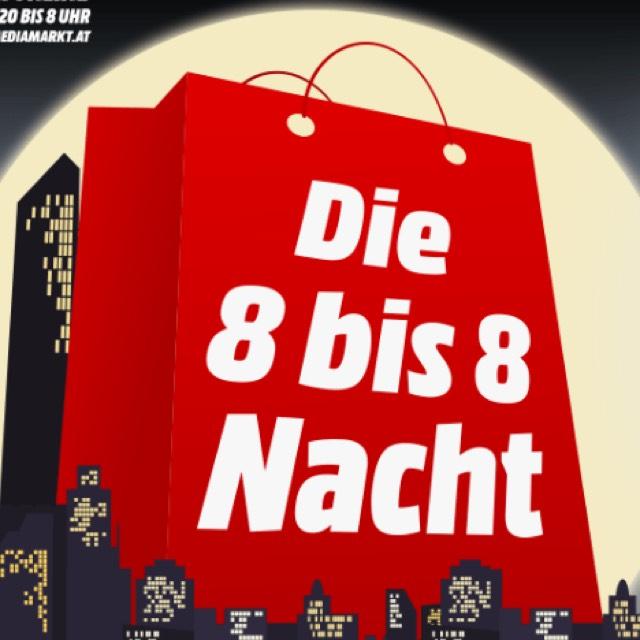 MediaMarkt: 8 bis 8 Angebot