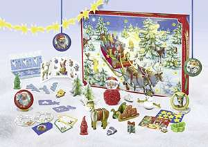 Ravensburger Adventskalender 2017 - World of Creativity für 6,99€ (Amazon Prime)