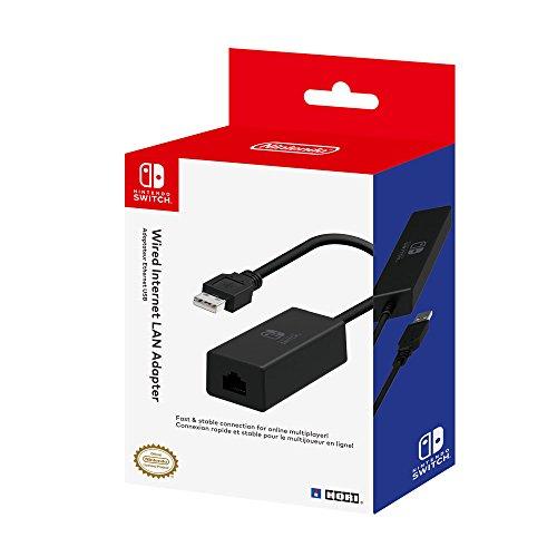 "HORI Switch LAN Adapter ""Nintendo Switch"" um 20 €"