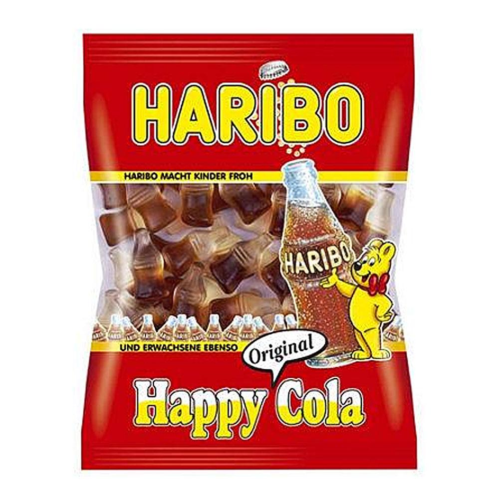 [Amazon] 3kg (!) Haribo Happy Cola (klein) um 11,54€