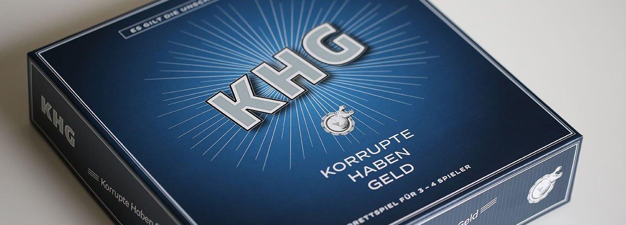 KHG - Das Spiel: €10 Rabatt mit Gutscheincode 'supersauber'