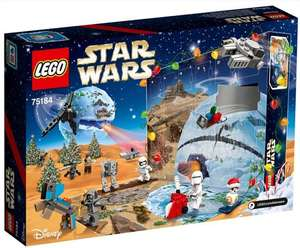 GameStop: LEGO - Star Wars - Adventskalender 2017 für 14,99€