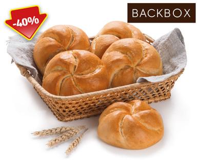 Hofer Backbox backfrische Kaisersemmel für 9 Cent per Stück ab 11.12.17