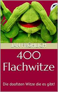 [Amazon] 400 Flachwitze (Kindle Ebook) gratis