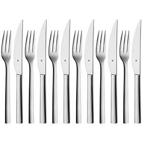 [Amazon] WMF Nuova Steakbesteck-Set 12-tlg. für 22,22 € statt 38,89 €