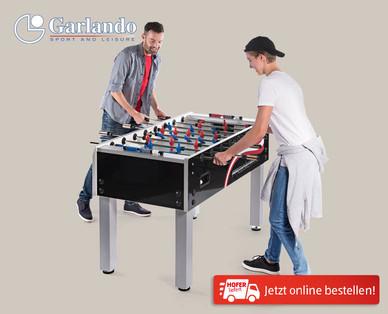 """GARLANDO Fußballtisch """"Garlando Master Champion""""   Wuzzler !"""