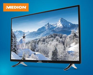 """HOFER MEDION 138,8 cm (55"""") UHD Smart-TV mit LED-Backlight-Technologie ab 14.12.17"""