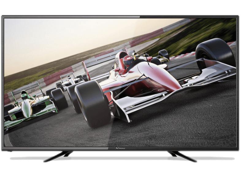 39 Zoll HD Ready Fernseher mit Triple Tuner um € 224,- statt € 259,-