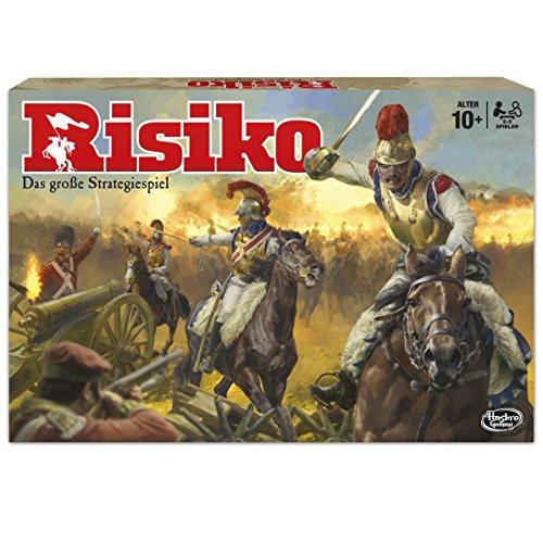 Hasbro Spiele B7404100 - Risiko - Edition 2016