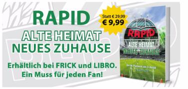[Libro/Frick-lokal] Rapid Alte Heimat- Neues Zuhause Buch um nur 9,99€