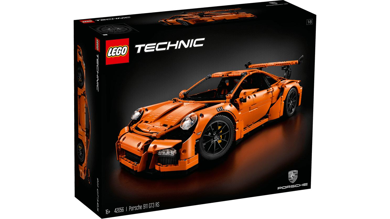 [ToysRus] Lego Technik Porsche 911 GT3 RS für 209,98